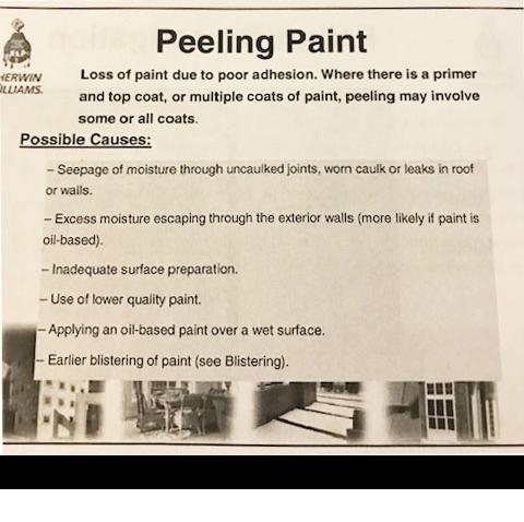Peeling-Pant